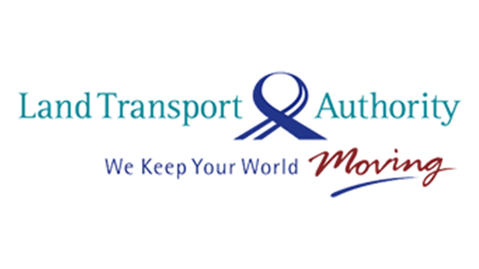 Logo Land Transport Authority