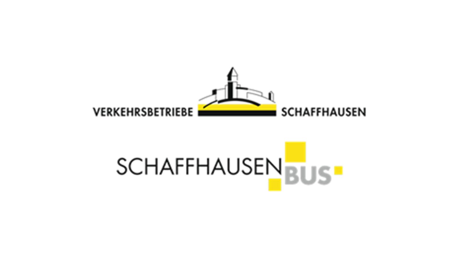 Logo Verkehrsbetriebe Schaffhausen