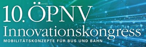 Logo 10. ÖPNV-Innovationskongress
