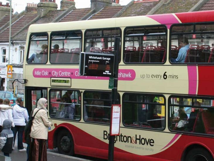 Brighton & Hove Bus and Coach Co. Ltd-priority: Bus Priority, Information and Management System